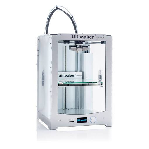 Ultimaker 2 Extended+ prawy profil