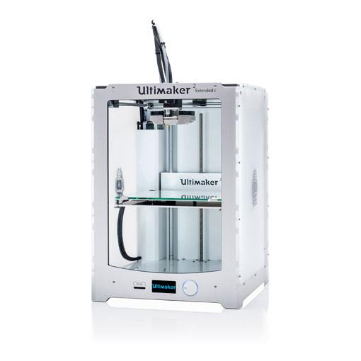 Ultimaker 2 Extended+ lewy profil
