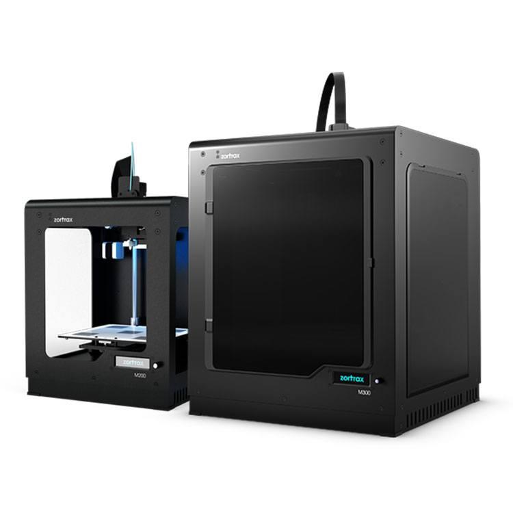 Drukarki 3D zortrax M300 M200