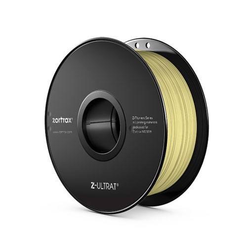 Filament zortrax Z-ULTRAT pastelowy żółty