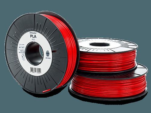Ultimaker PLA red