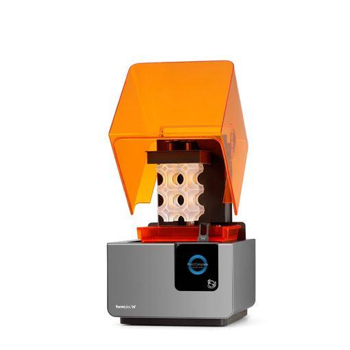 Drukarka 3D do żywic SLA Formlabs Form 2 wydruk 3D wzornictwo Yoav