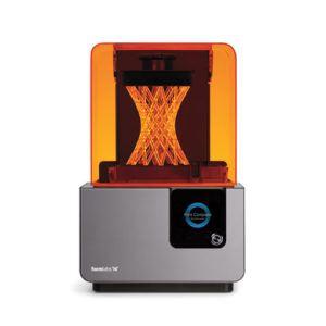 Drukarka 3D do żywic SLA Formlabs Form 2 wydruk 3D architektura przód maszyny