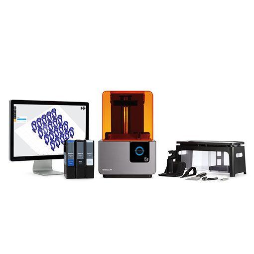 Formlabs Form 2 drukarka 3D oprogramowanie akcesoria żywice
