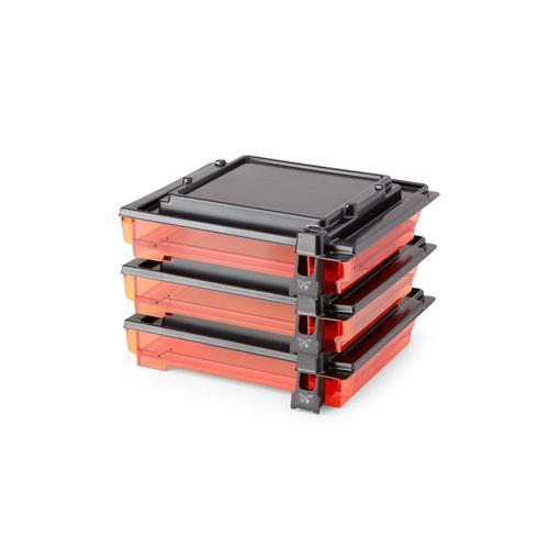 Zbiornik na żywicę do druku 3D Formlabs Form 2 Tank akcesoria części drukarek 3D złożone bok