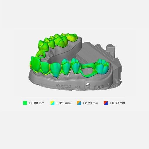 Dokładność żywica dentystyczna drukarka 3D
