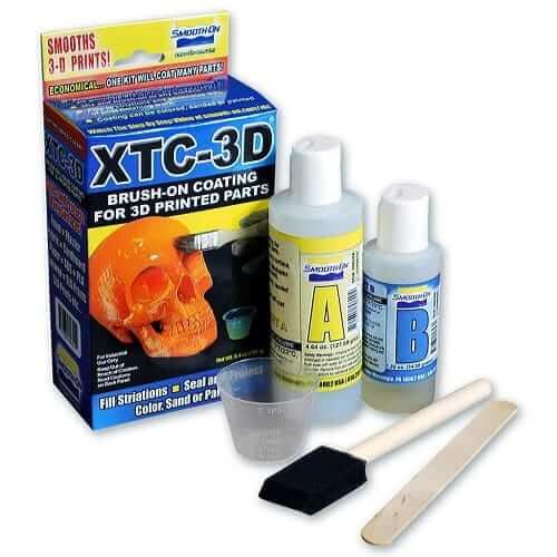 Żywica XTC-3D do wygładzania wydruków 3d