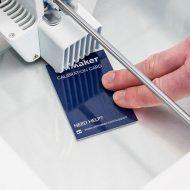 Karta kalibracyjna drukarka 3d FDM