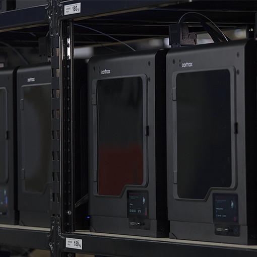 Zortrax M200 Plus Farma wiele drukarek