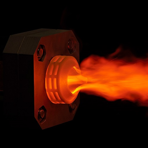 Formlabs_Ceramic_Rocket_Nozzle_fire