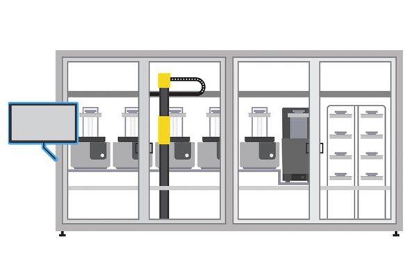 Formlabs Form Cell wiele drukarek 3d
